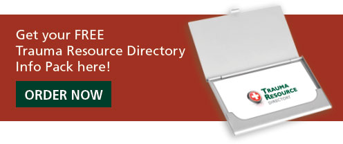 sign up order your free trauma resource directory info pack